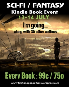 Science Fiction Fantasy Kindle Event
